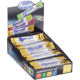 Xenofit Carbohydrate Gel Box 30x25g, Passion Fruit
